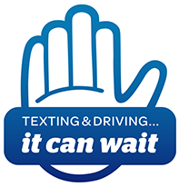 It Can Wait campaign website logo and link